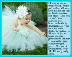 Afrikaans Afrikaanse Quotes, Goeie More, King Of Kings, The Creator, Inspirational, Motivation, Inspiration