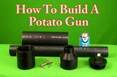 25 Best Potato gun images in 2018   Air cannon, Homemade