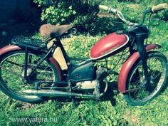 Komár 1 - Vintage Hungarian moped/motor