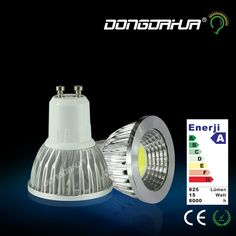 The LED GU5.3 GU10 pin MR16 lamp bulb lamp 3W5W light source lamp professional 220V program can provide energy saving light #Affiliate