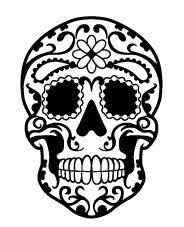 Day of the Dead / Sugar Skull