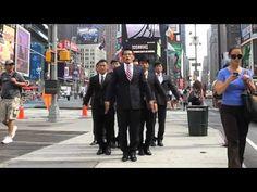 須藤元気(Genki Sudo)「WORLD ORDER」- WORLD ORDER [Performance in New York]