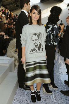 Miroslava Duma | Petite Fashion Icon