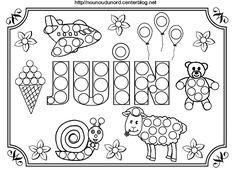 Mois de JUIN à colorier à gommettes,en couleur et coller les gommettes ou dessiner autour du mot JUIN cliquez sur mon lien http://nounoudunord.centerblog.net/4681-mois-de-juin-a-colorier-a-gommettes-et-en-couleur