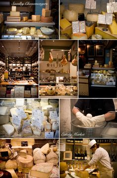 I love cheese, and can never seem to get enough. The thoughts of being a vegan for health purposes have entered my mind. But I just cant g. Deli Shop, Cafe Shop, Fromage Cheese, Cheese Shop, Wine Cheese, Shop Around, Cafe Design, Queso, Yummy Treats