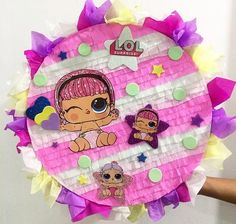 LOL Surprise, Piñata, beautiful, game, doll