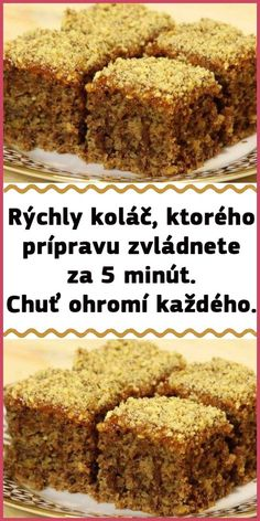Cake Recipes, Dessert Recipes, Bulgarian Recipes, Tasty, Yummy Food, No Bake Cake, Food Art, Banana Bread, Deserts