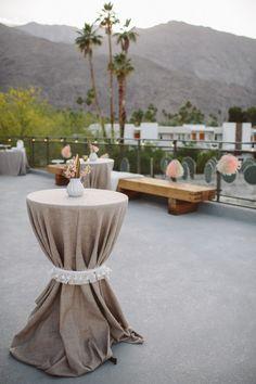 DIY budget friendly Ace Hotel Palm Springs wedding: Levi + Casey