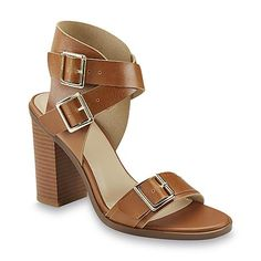 Route 66 Women's Arion Black Sandal - Wide Width Available