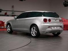 OG | 2010 Alfa Romeo Giulietta / Project 149 | Prototype no.2