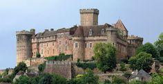 Château de Castelnau-Bretenoux, Midi-Pyrenées