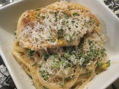 Mrs. Schwartz's Kitchen: Cajun Chicken Pasta
