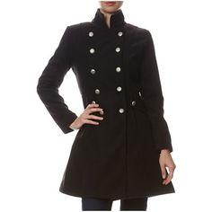 Prezzi e Sconti: #Claudia fabri luisa cappotto nero Donna  ad Euro 179.00 in #Cappotti #Cappotti giacconi