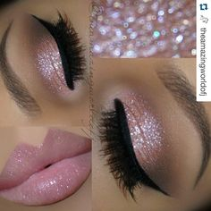 Make glitterinada!!!! Amoooo♥♥♥