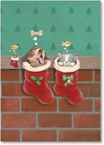 Holiday Card - Warm and Friendly Wishes for a Wonderful Holiday Season. | Gary Patterson | 2003557-P | Leanin' Tree