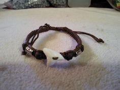 Macrame Shark Friendship Bracelet #Handmade #Friendship