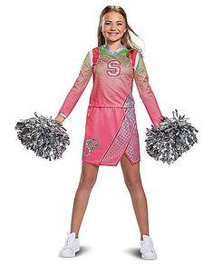 Cheerleader Halloween Costume, Little Girl Halloween Costumes, Zombie Halloween Costumes, Halloween Outfits, Girl Costumes, Costume Ideas, Halloween 2018, Halloween Stuff, Halloween Kids