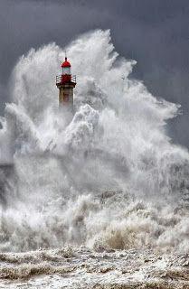 Estas imágenes nos está dejando el temporal de estos días.