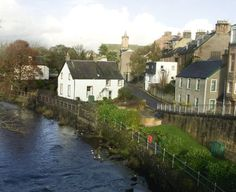 Dunblane, Scotland, my aunt & uncle live here, its beautiful