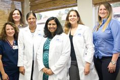 UCLA Health Westlake Village OBGYN Doctors and staff