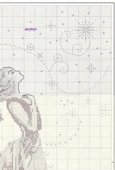 The Stargazer - 5/6 Solo Patrones Punto Cruz | Aprender manualidades es facilisimo.com