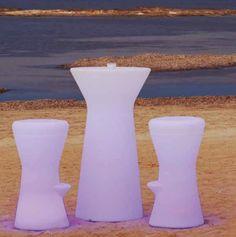 mesa con luz de led para exteriores cm tienda de lmparas lmparas de led
