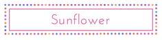 According to Matt...: Crocheted Sunflower