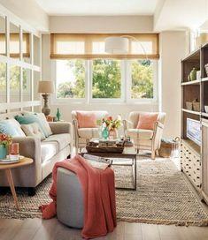 Elegantes Kleines Wohnzimmer Optimal Einrichten