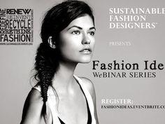 New Webinar Series Shows How To Make Fair Trade Fashion Fair Trade Fashion Webinar Fair Trade