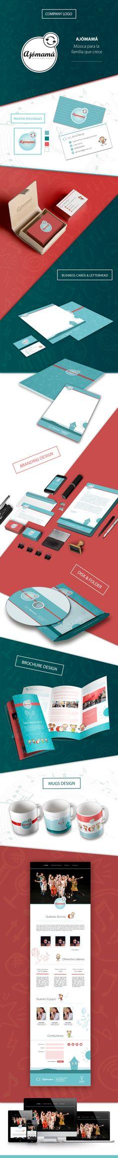 Branding Design on Behance