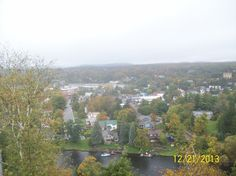Off Lions Lookout Huntsville Ont. The Province, Lions, Ontario, Canada, Autumn, River, World, Pictures, Photos