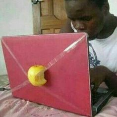 The new Apple laptop