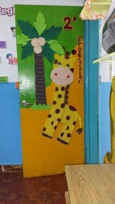 Sınıf Kapı Süsleme Örnekleri 118 - Mimuu.com
