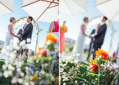 #Callippe #weddings #ceremonydecor #ceremonyflowers