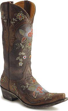 Old Gringo Women's Vintage Bonnie Cowgirl Boots
