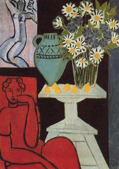 The Daisies (1939) - Henri Matisse