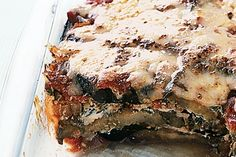 This rich and tasty lasagne is the perfect meal on those cold winter's nights.
