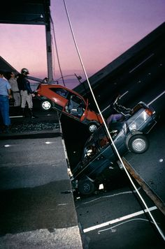 San Francisco Earthquake Remembered 23 Years Later (PHOTOS)