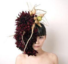 Takaya Hanayuishi's produce and flower headpieces!