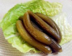 Persian Pickled Cucumber (Khiar Shoor) #Canning1 Kilogram cucumbers *preferably small and green 4 Cups water 4 Tablespoons salt 1 Cup vinegar *apple or grape vinegar 3 garlic cloves 1 Tablespoon tarragon *optional