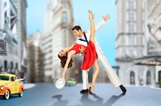 The classic musical ON THE TOWN tells the story of three sailors on a whirlwind musical tour of the city that never sleeps. With just 24 hours of shore leave, they're eager to experience all that New York City has to offer... including a chance to discover love with the girl of their dreams. Now on Broadway!