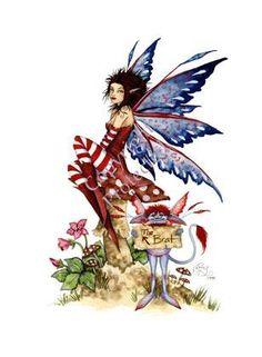 amy's fairies | my favorite Amy Brown fairy. The Brat! photo TheBrat.jpg