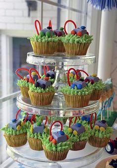 fogyókúrás cupcakes talán elveszítek néhány súlyt