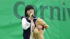 国吉メリッサ 「花は咲く HANA WA SAKU」Melissa Kuniyoshi odaiba2015