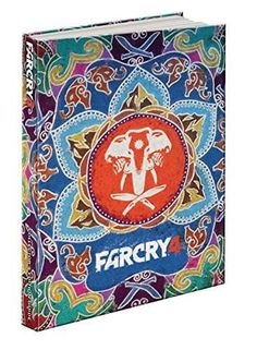 Far Cry 4 Collector's Edition: Prima Official Game Guide Hardcover