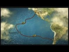 Ancient Voyages to America...Who Were the First Explorers?   Historical evidence uncovers the myth of Christopher Columbus being the first to America. This documentary explores the evidence of Ancient Civilizations visiting North America long before Columbus. Chinese, Egyptian, Viking explorers all traveled to the New World.  One hour and a half.