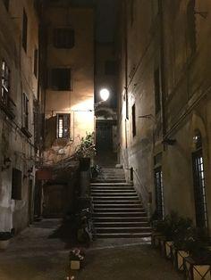 Via dei Coronari Roma Italy