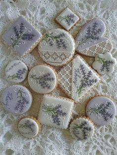 °lavanda° cookies