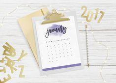 Olá internet!!! Nesse comecinho de ano todo mundo precisa de um calendário. Por isso, tem 11 calendários fofos para baixar e ser feliz!