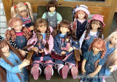 Of those who won my heart. Collectible dolls Annette Himstedt / Collectible Doll Annette Himstedt / Beybiki. Photo Dolls. Clothes for dolls
